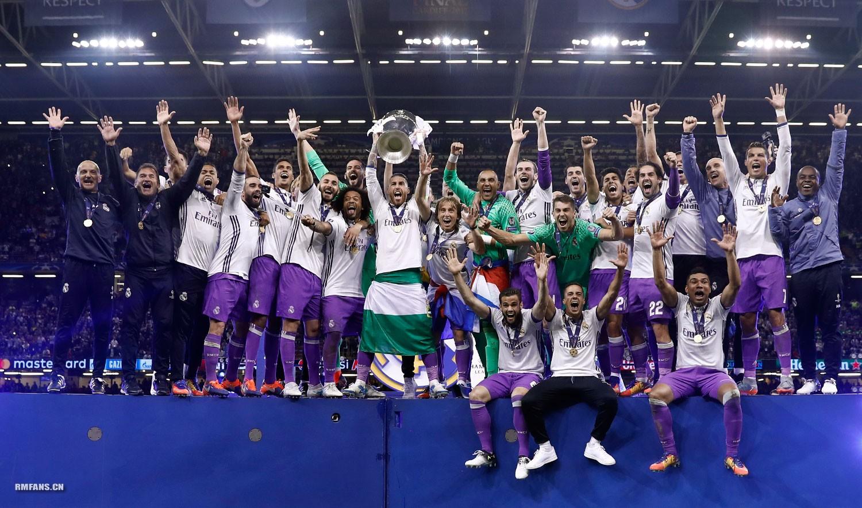 """4-1:皇家马德里创造历史,赢得第十二冠"""""""