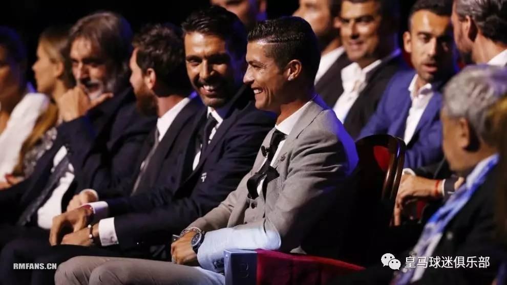 """C罗:""""能在皇马踢球我感到很幸运,这是世界最佳俱乐部"""""""""""