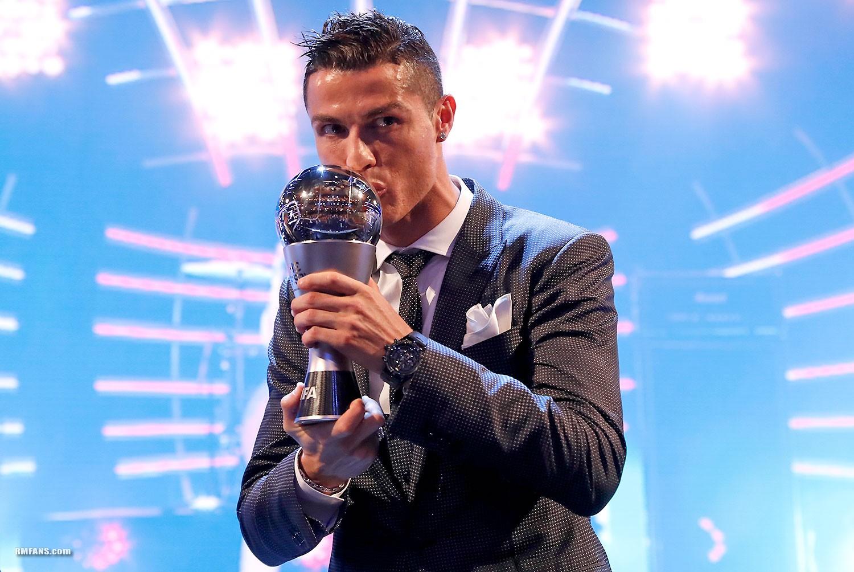 "组图 THE BEST FIFA 2017颁奖典礼"""