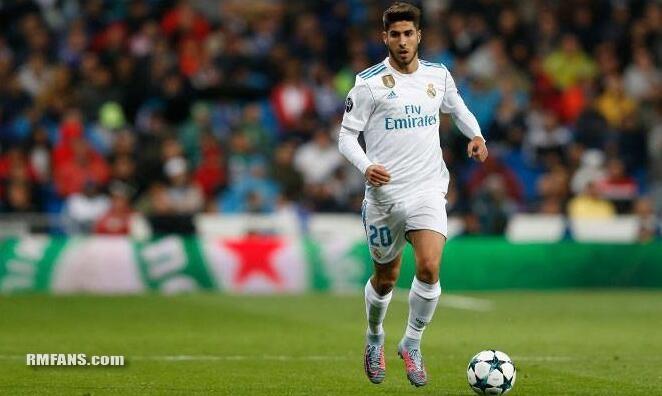 """皇家马德里对阵多特蒙德的18人大名单"""""""