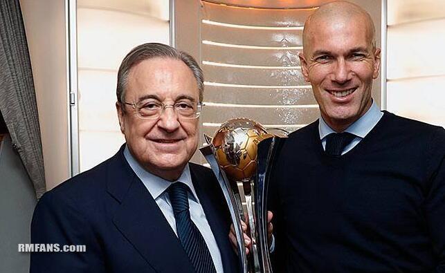 """弗洛伦蒂诺:""""我们配的上俱乐部的第6座世俱杯冠军"""""""""""