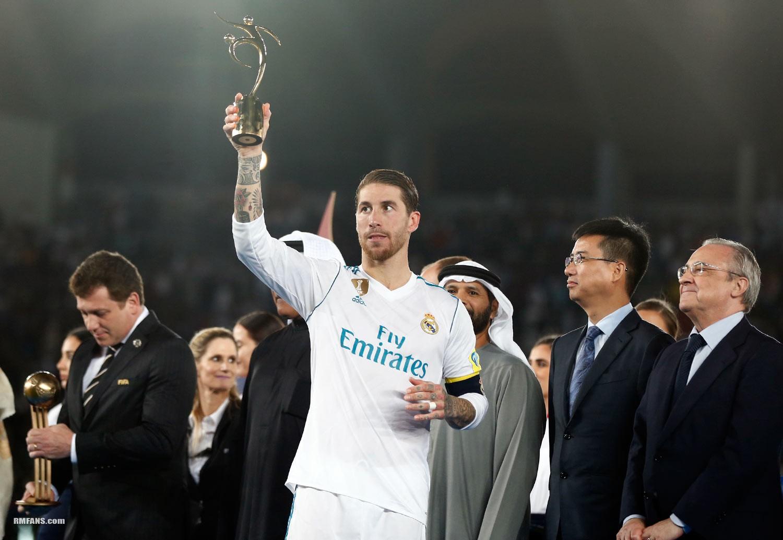 组图 世俱杯决赛 皇家马德里1-0格雷米奥