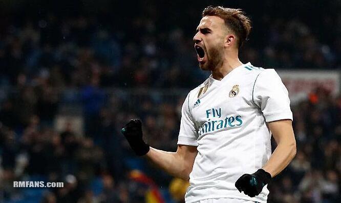 """皇家马德里对阵莱加内斯的19人大名单"""""""