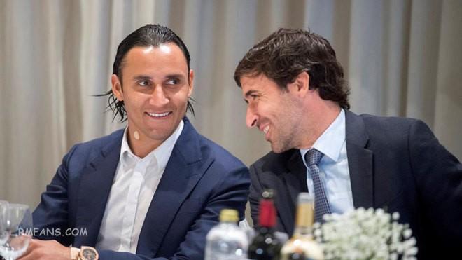 """纳瓦斯:""""我从没说过俱乐部不能引援门将"""""""