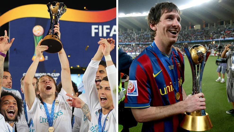 """皇马和巴萨均支持FIFA推出新的世俱杯方案"""""""