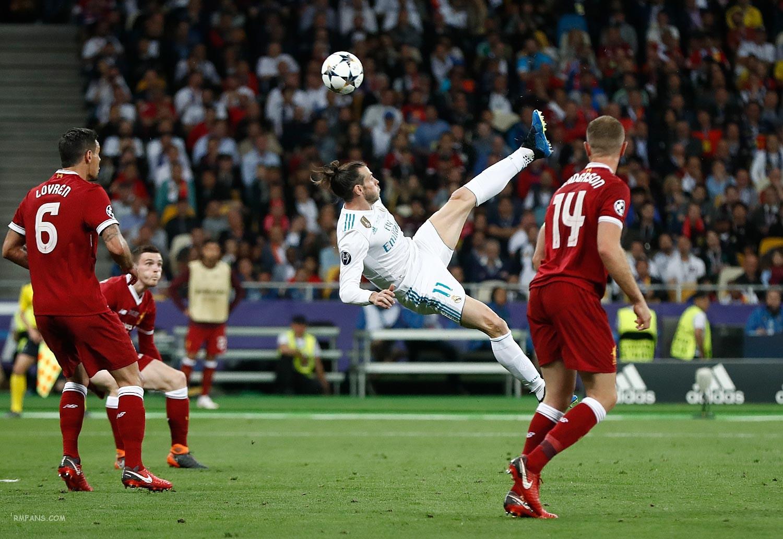 组图 欧冠决赛 皇家马德里3-1利物浦