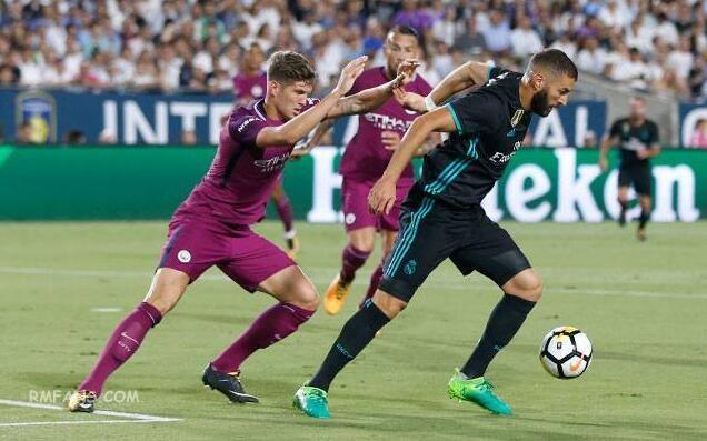 """皇家马德里连续六个赛季参加国际冠军杯"""""""