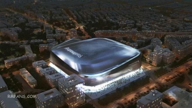 """新球场的改造很快将会落实"""""""