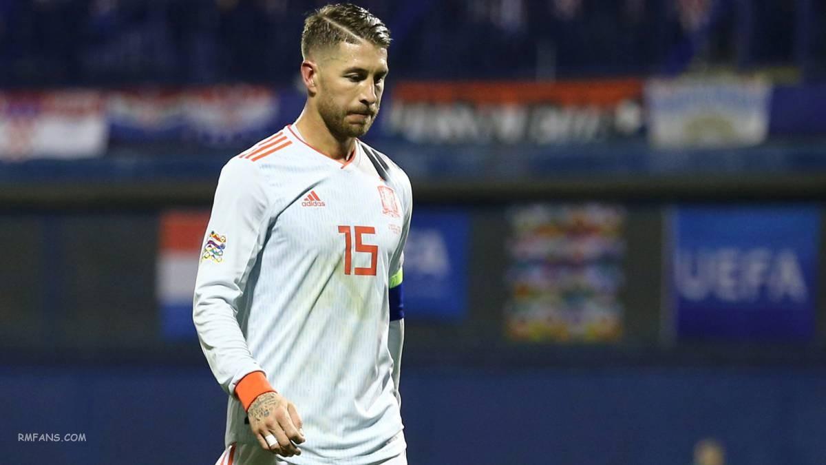 拉莫斯因伤提前返回马德里