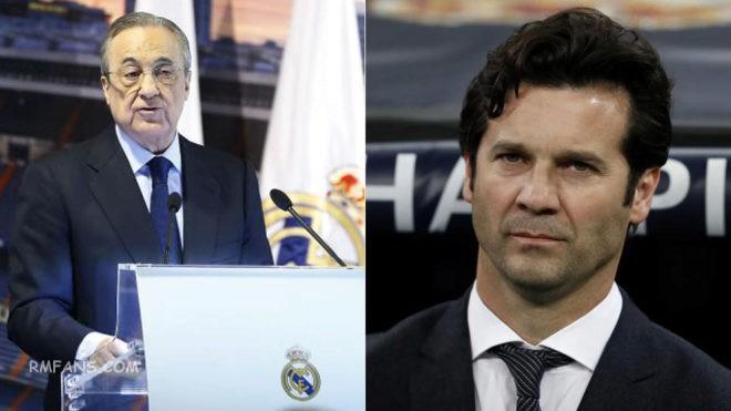 """弗洛伦蒂诺与索拉里会面并考虑解雇的可能"""""""