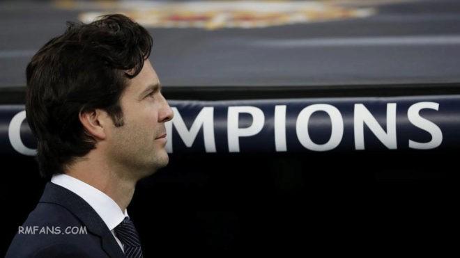 """索拉里是皇马主场战绩最差的教练"""""""