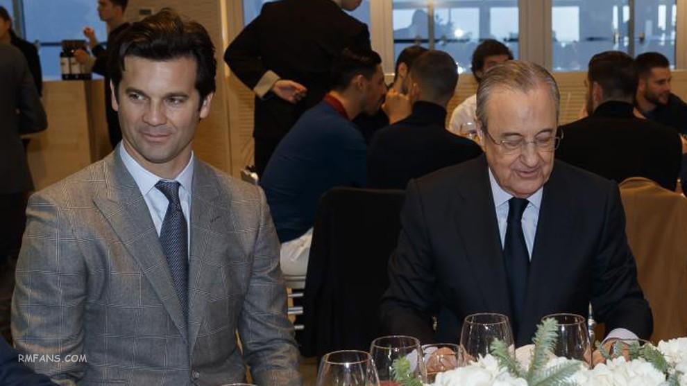 """索拉里的皇马教练生涯进入倒计时"""""""