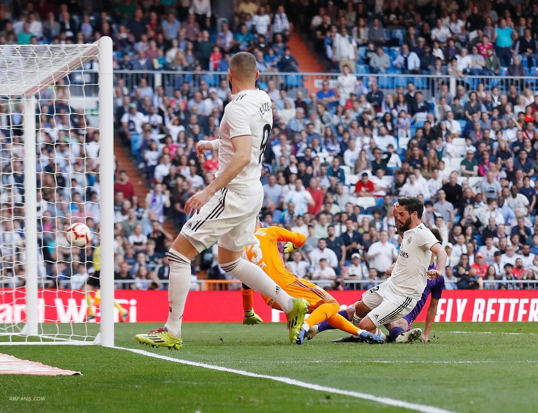 组图 西甲第28轮 皇家马德里2-0塞尔塔