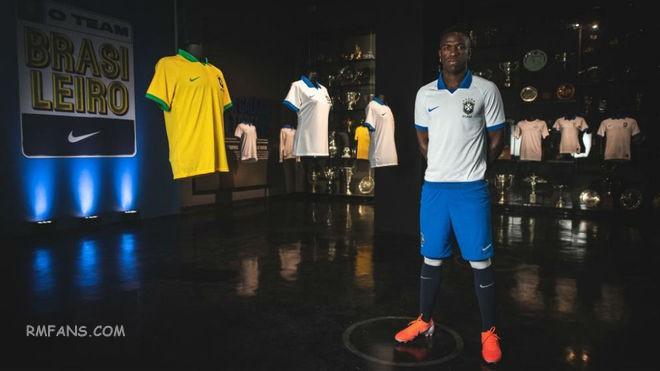 巴西国家队希望维尼修斯参加美洲杯