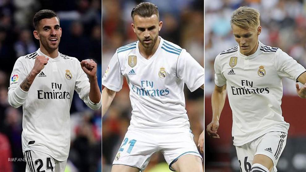AC米兰就三名球员与皇马进行谈判