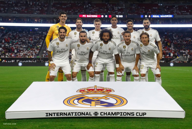 组图 国际冠军杯 拜仁慕尼黑3-1皇家马德里