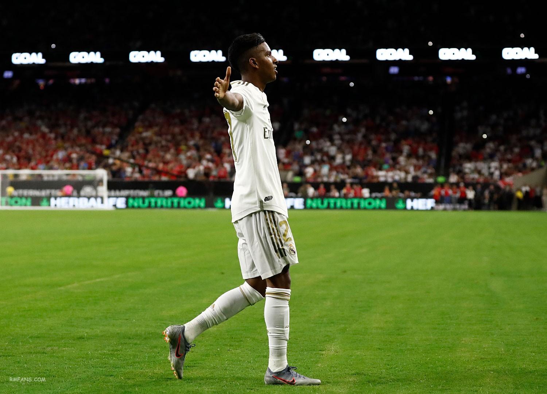 国际冠军杯 拜仁慕尼黑VS皇家马德里 全场集锦