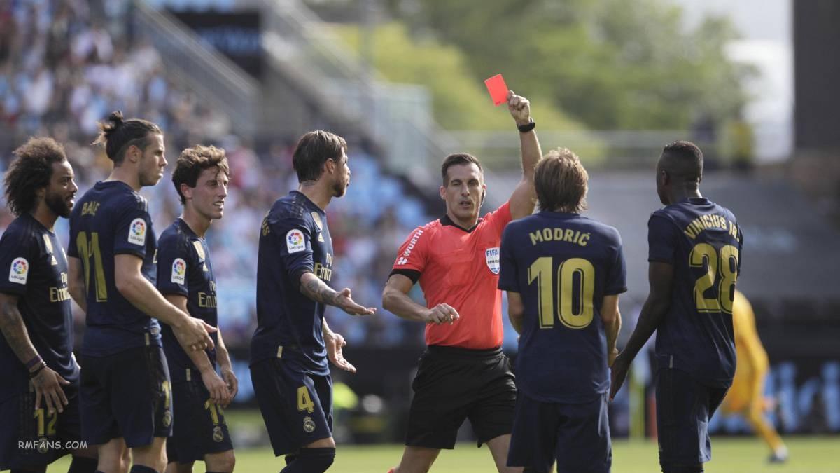 """皇马将为莫德里奇的红牌上诉"""""""