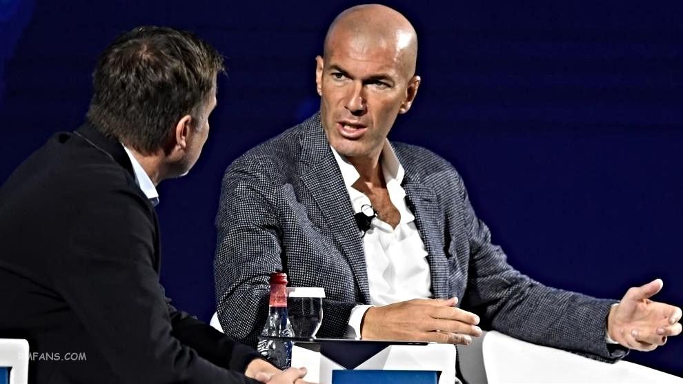 """齐达内:足球是我的激情所在"""""""