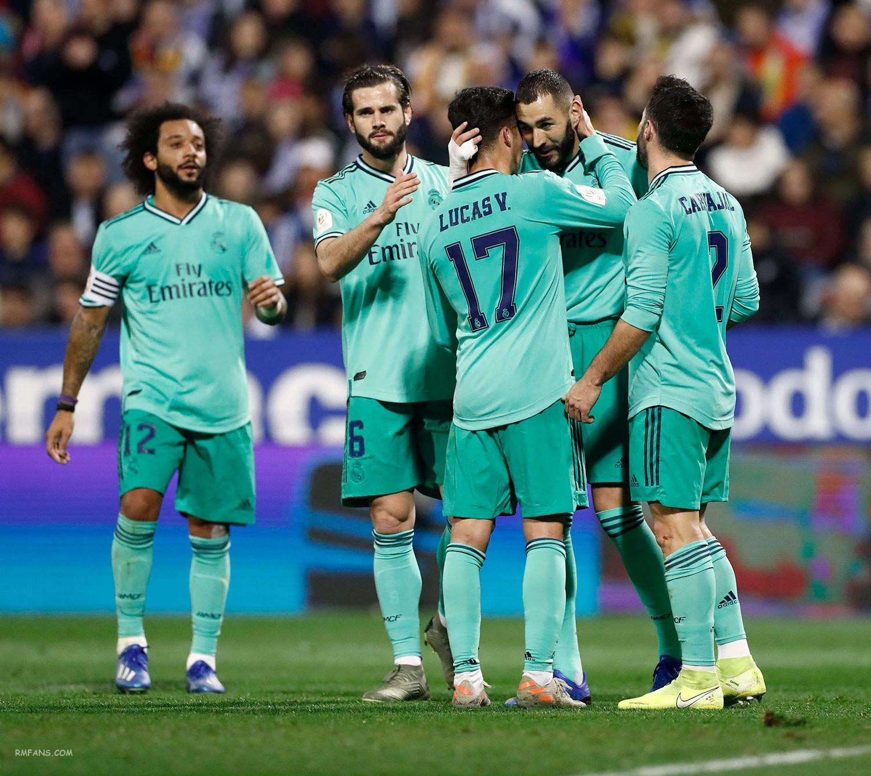 """组图 国王杯1/8决赛 萨拉戈萨0-4皇家马德里"""""""