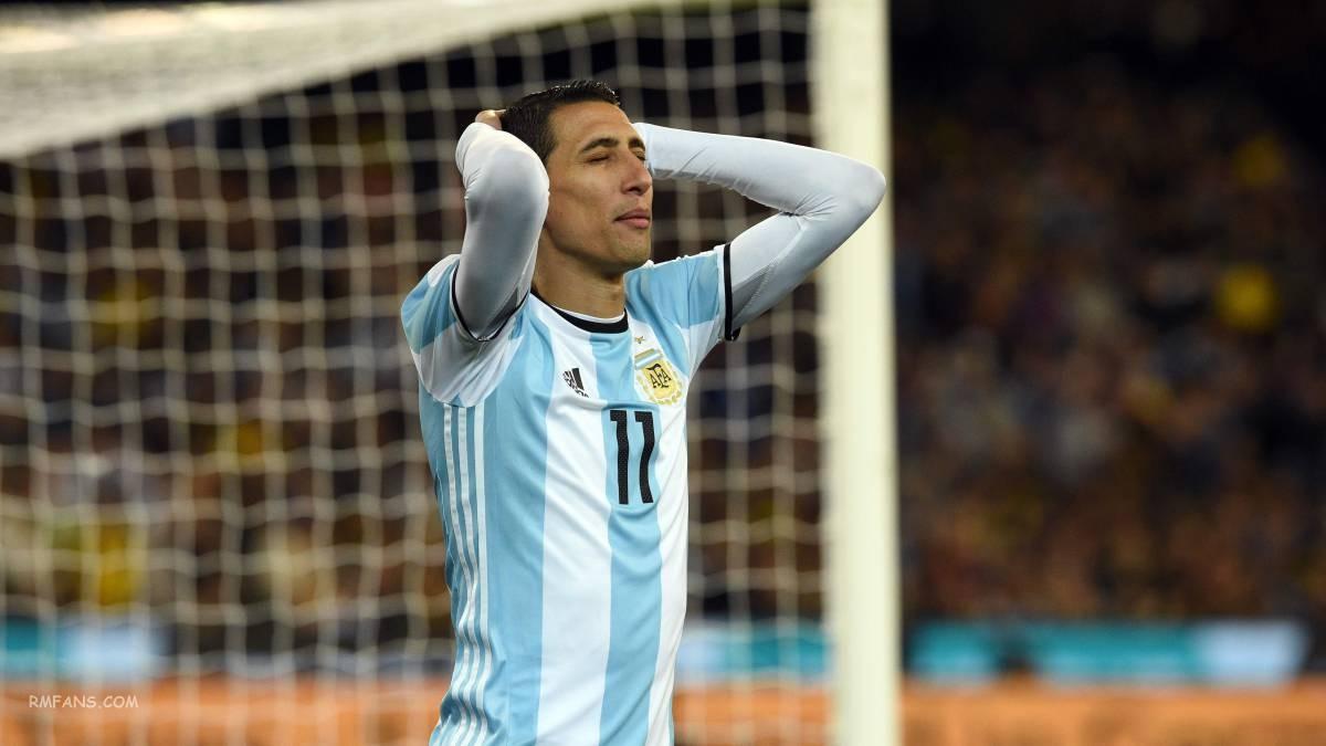 迪玛利亚谈2014世界杯风波:我撕掉了皇马的信