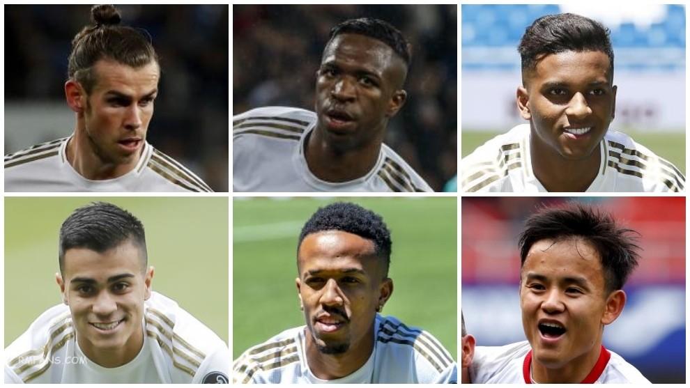 """皇马的非欧盟球员困扰:六名球员,三个名额"""""""