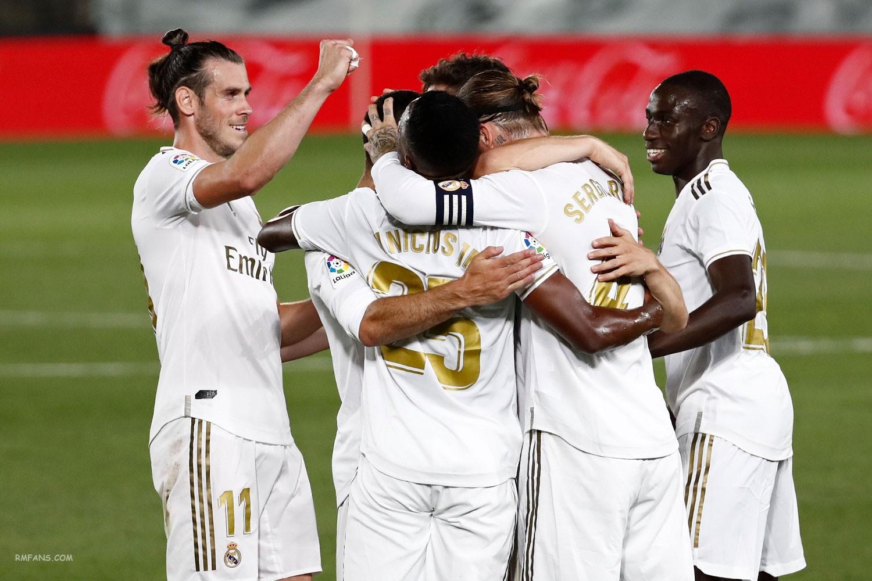"""组图 西甲第31轮 皇家马德里2-0马略卡"""""""