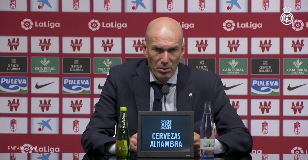 """齐达内:我们必须为球队的成绩感到自豪"""""""