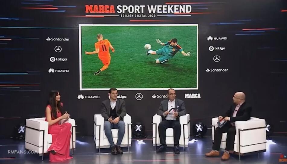 """卡西利亚斯:足球就是我的生活"""""""