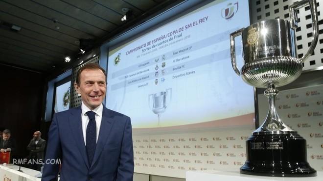 """布特拉格诺:伯纳乌将成为世界上最好的体育场"""""""