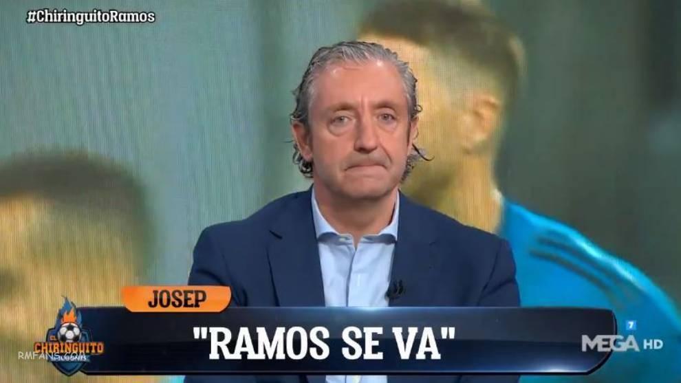 """西班牙六台:拉莫斯要离开皇马,没有退路"""""""