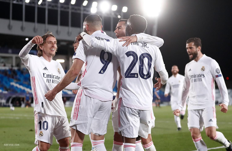 """组图 欧冠1/8次回合 皇家马德里3-1亚特兰大"""""""
