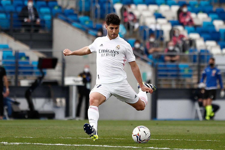 """组图 西甲第29轮 皇家马德里2-0埃瓦尔"""""""